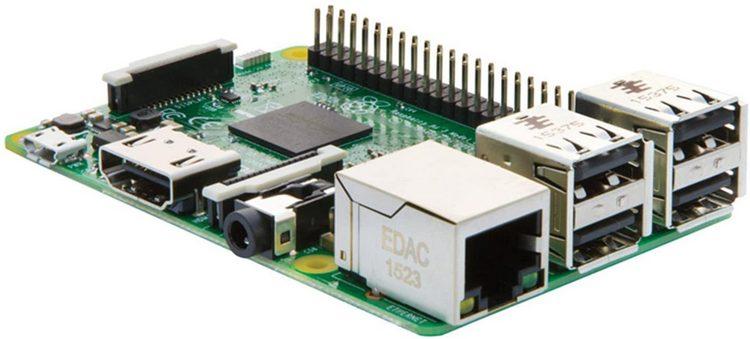 raspberry Internet monitoring software