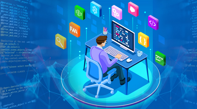 Internet monitoring and software development